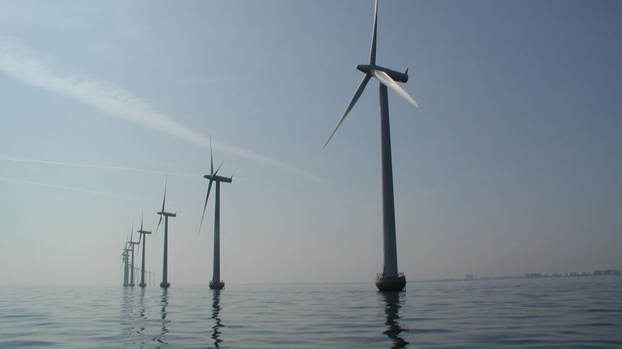 Asturias tiene potencial para el desarrollo de energía eólica marina