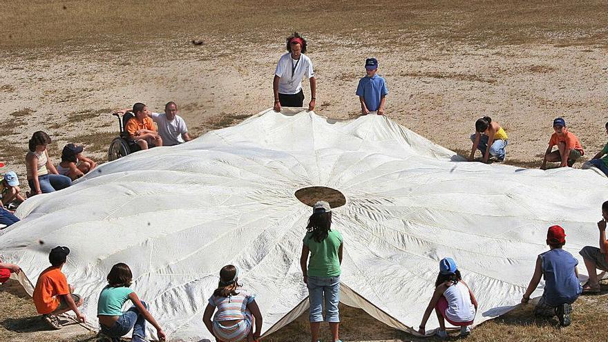 La provincia oferta 9 campamentos de verano para jóvenes y 7 de voluntariado