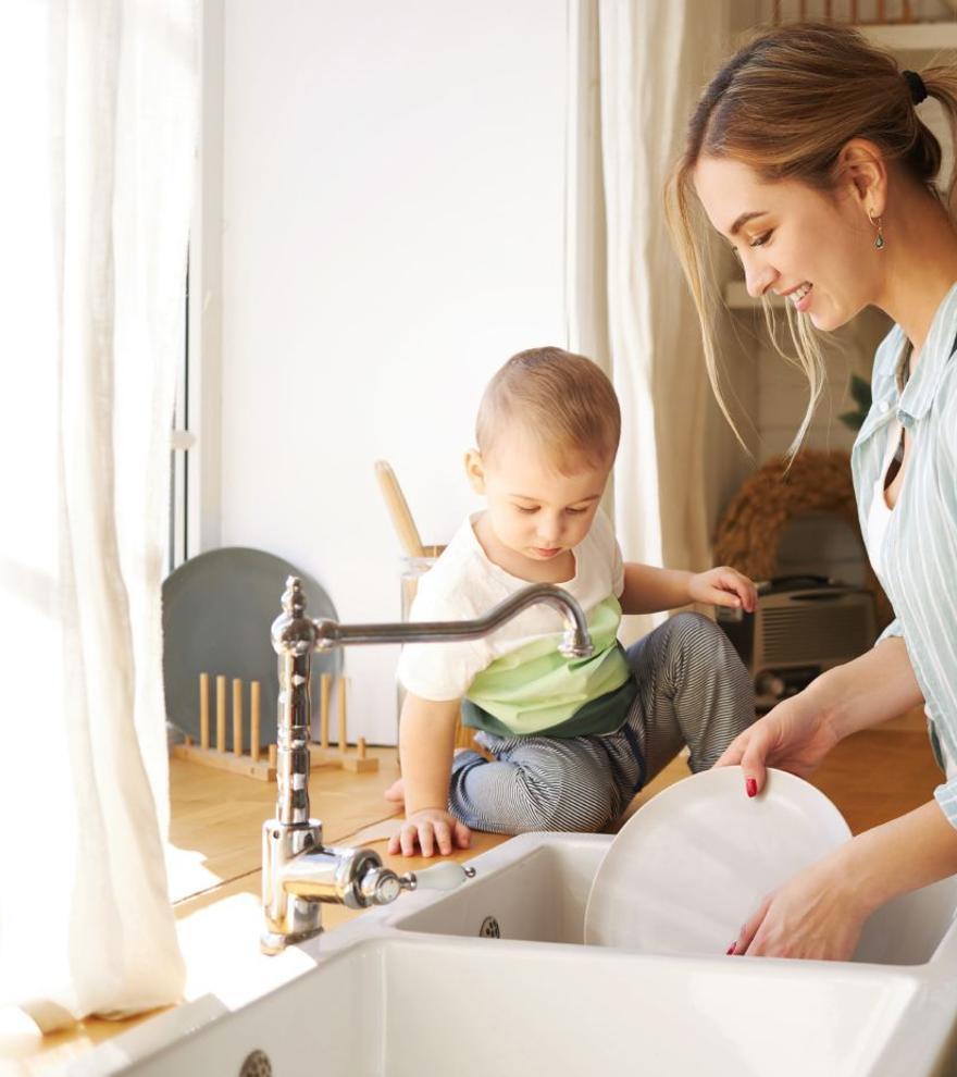 Descubre por qué este es el detergente favorito de las familias