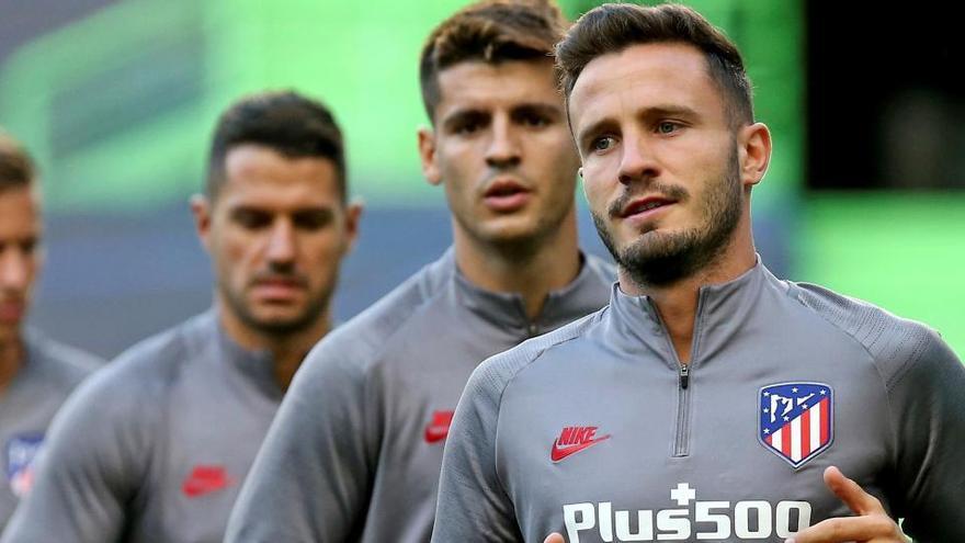 La ambición del Atlético contra el Leipzig y los fantasmas de Lisboa