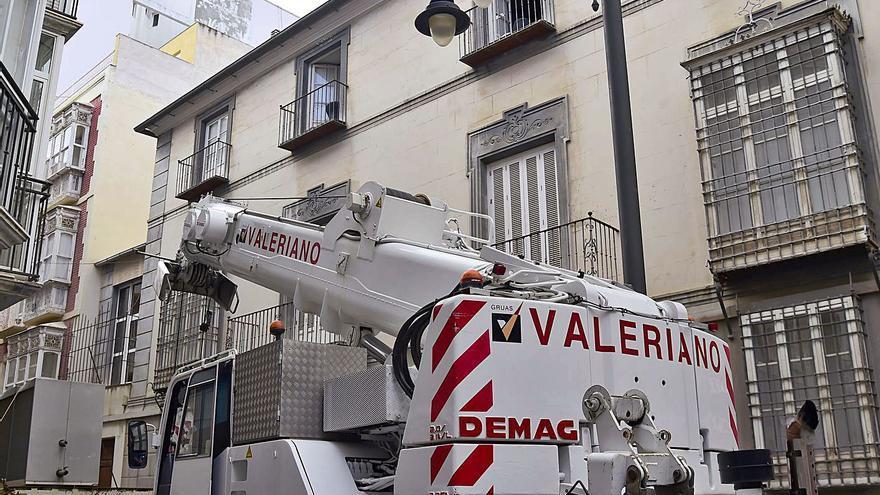 Cuenta atrás para que el Palacio de Molina se convierta en juzgado