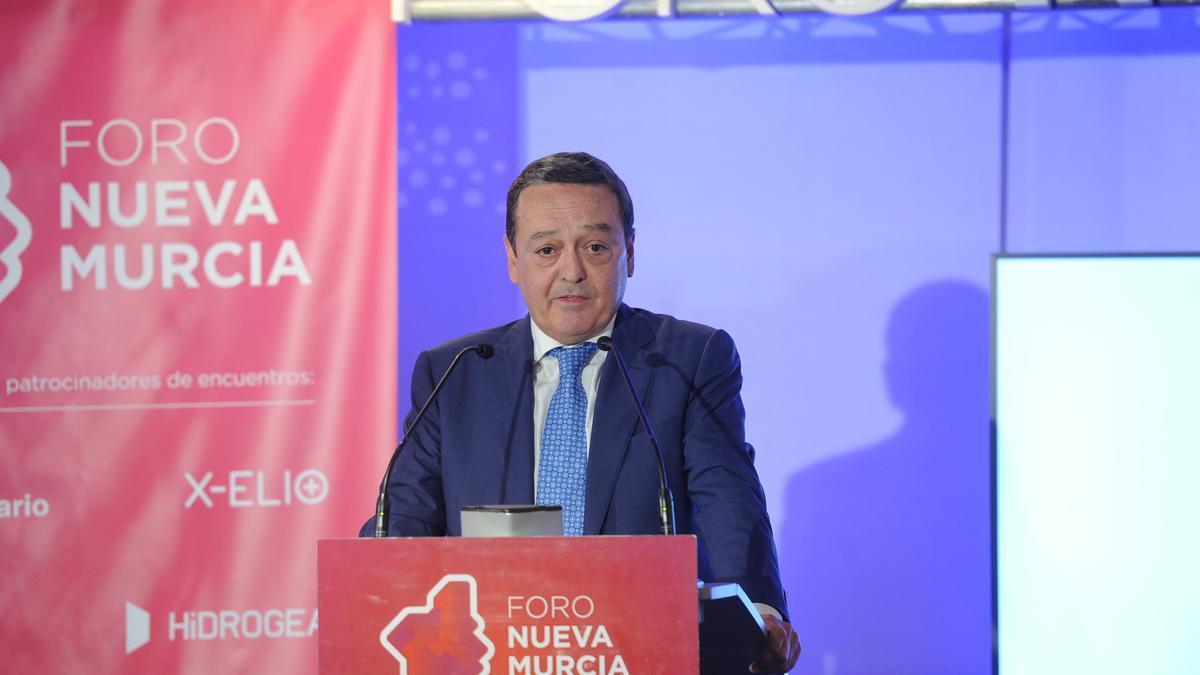 José María Albarracín, presidente de Croem