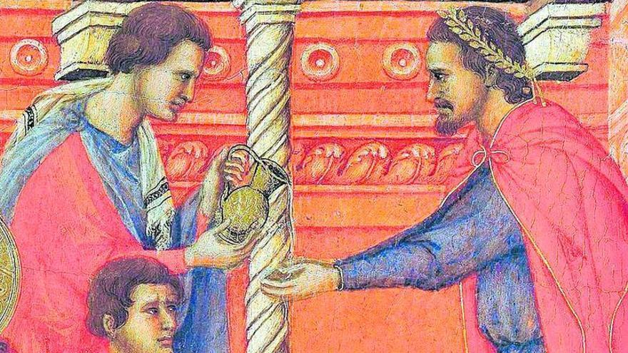 Hace 2000 años: el primer encuentro entre los dos reinos