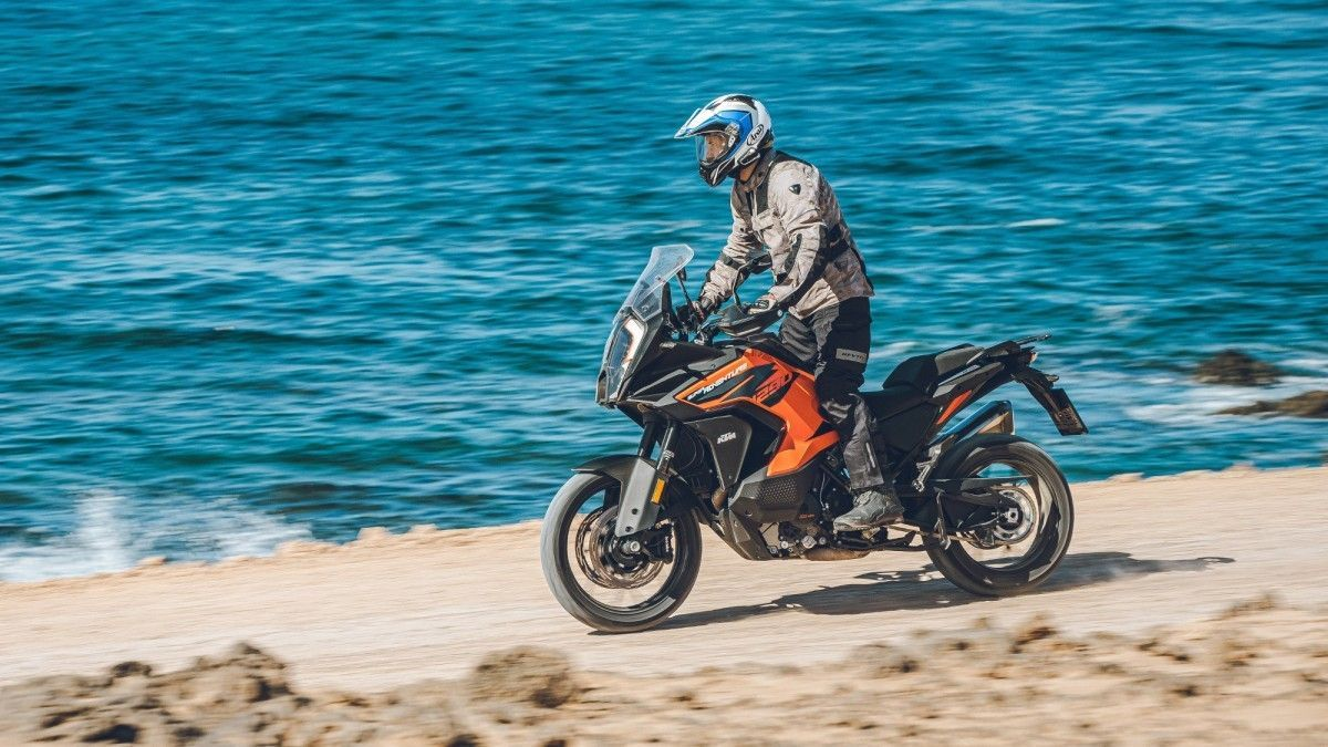 Vídeo: Prueba de la KTM 1290 Super Adventure S