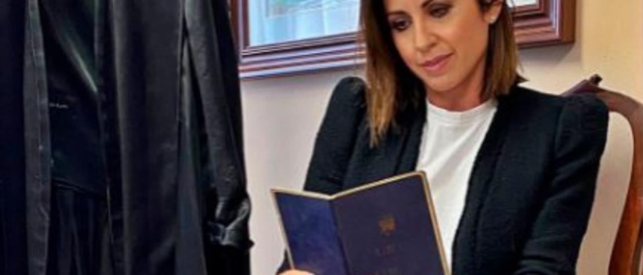 Patricia Márquez Andino abogada especialista en familia.