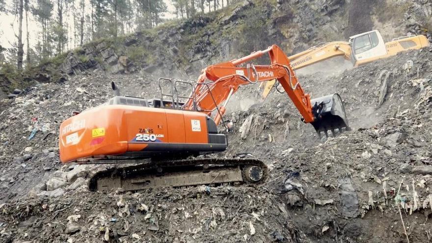 Los equipos de búsqueda del vertedero de Zaldibar esperan hallar los restos de Joaquín Beltrán en dos semanas