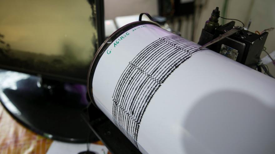 El IGN localizó 181 terremotos en Canarias durante el pasado agosto