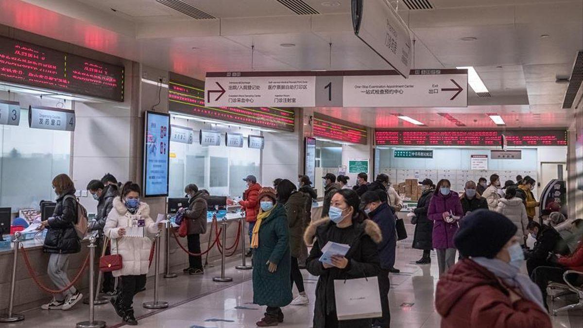 El coronavirus vuelve a rebrotar en China