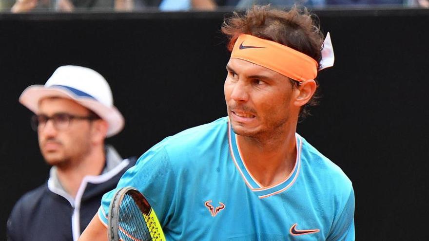 """Rafa Nadal: """"Jugué bien y ahora disfruto"""""""