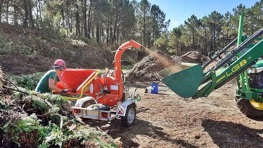 Vilaboa mejorará las instalaciones del Monte do Cabalo y renovará el parque móvil a través de Revitaliza