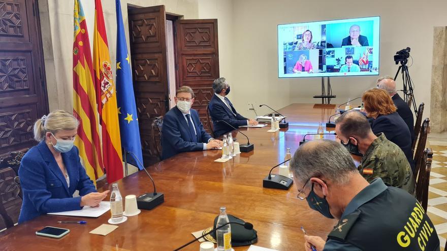 La Generalitat extremará las medidas de control anticovid este fin de semana