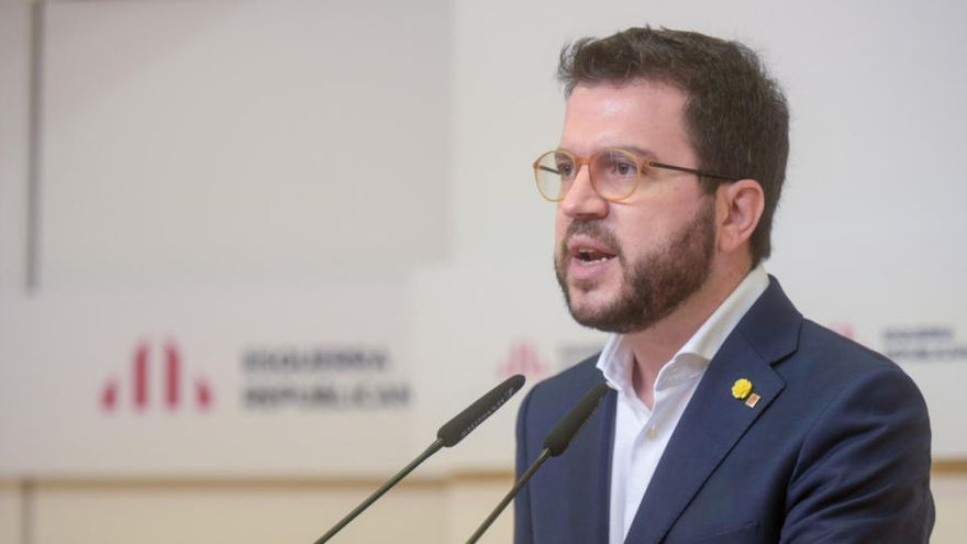 Aragonès confirma que vol ser el candidat d'ERC a les eleccions del 14-F