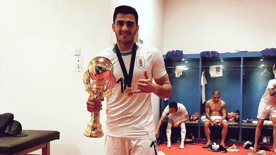 Maxi gana con Uruguay la China Cup