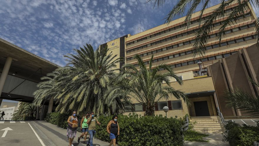 El Hospital General de Elche atiende a 600 pacientes con párkinson