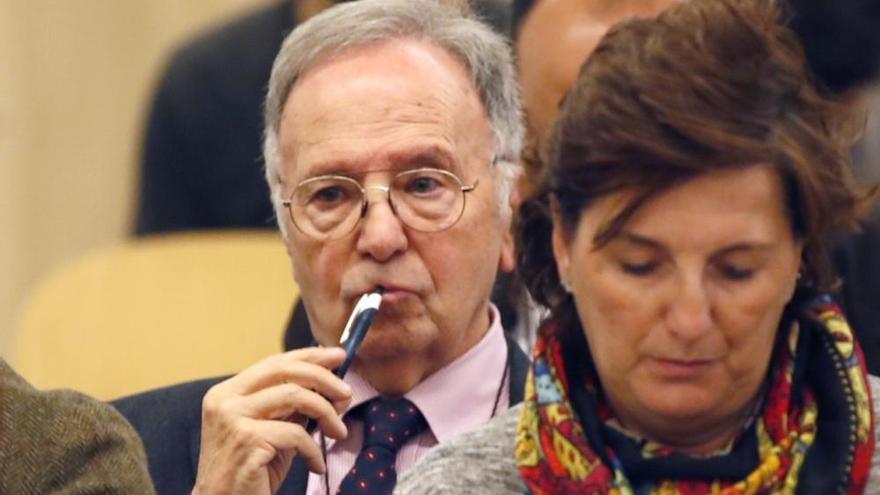 La defensa de Ausbanc afirma que la extorsión es un montaje del BBVA con Villarejo
