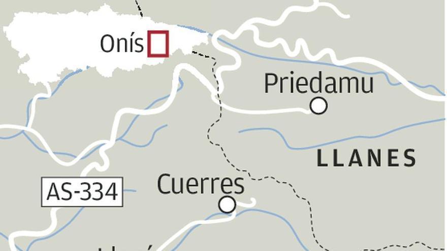 Empresario en Gijón, quesero en Onís