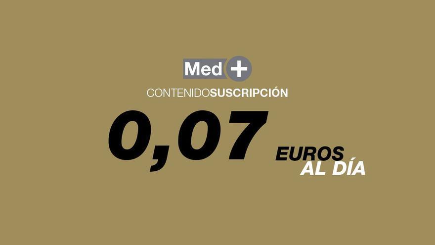 Suscríbete a todos los contenidos Premium de Mediterráneo por 7 céntimos al día