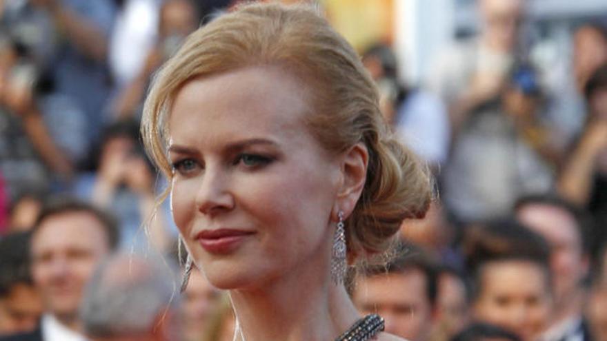 Nicole Kidman se instalará en Bélgica para rodar la vida de Grace Kelly