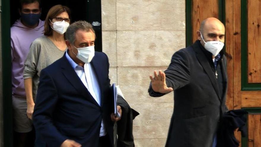 El juez dice que los diálogos de de la 'operación Voloh' no son sobre vida íntima