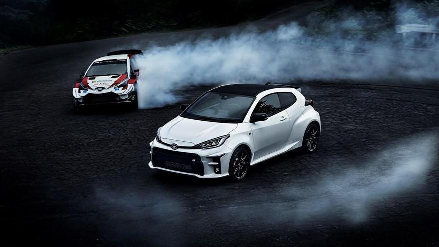 Toyota inicia la producción del nuevo GR Yaris