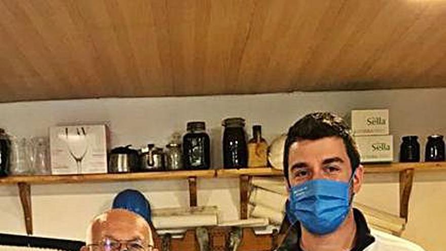 Abren los primeros furanchos en Marín y podrán pedir prórroga en el mes de junio