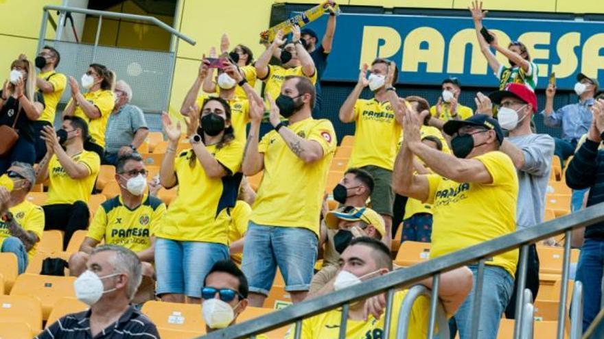Confirmado: ya se sabe cuántos espectadores podrán ver el estreno del Villarreal 2021/2022 en La Cerámica