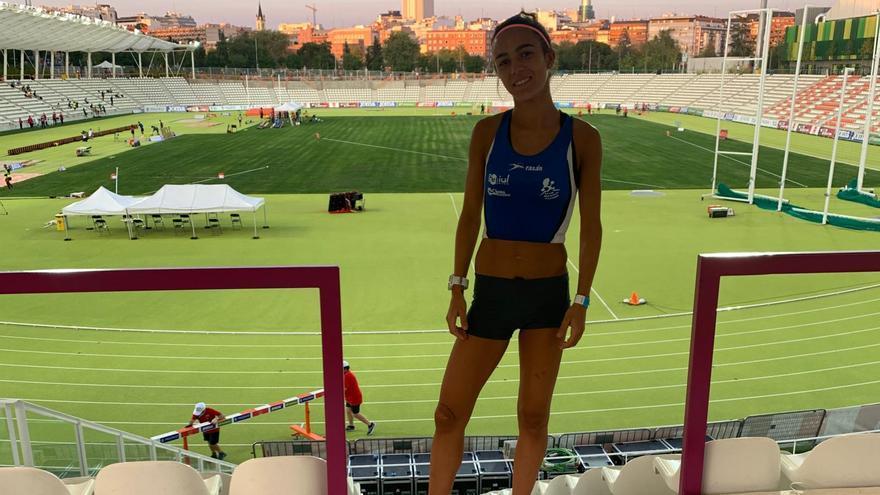 Teresa Herráez abandona en el 1.500 del Campeonato de España