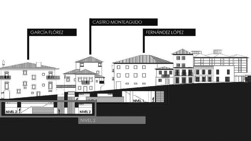 """Los arquitectos alegan contra la ampliación del Museo: """"Cambia todas las reglas de juego"""""""