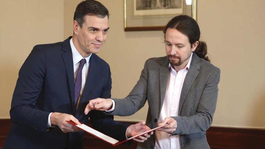 PSOE y Podemos enmarcan los ERE en el pasado
