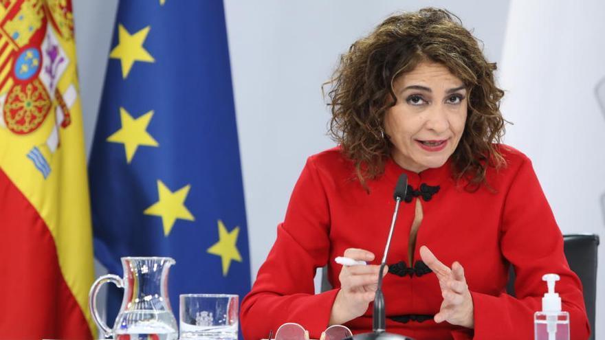 Las autonomías recibirán casi 12.000 millones de euros en el primer trimestre