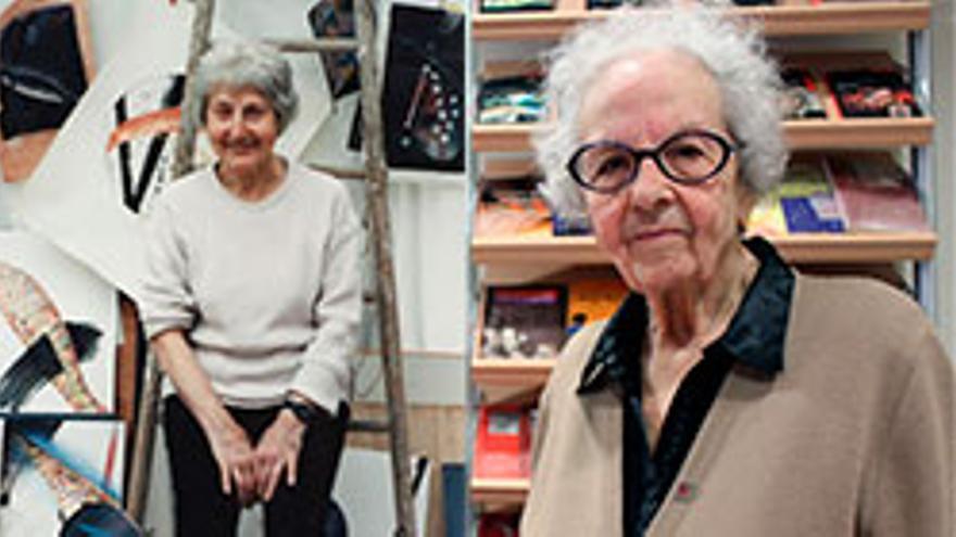 Felícia Fuster i Teresa Juvé