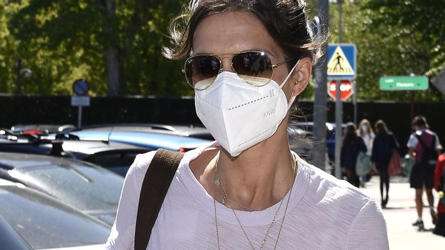 Sara Carbonero, volcada en sus hijos tras las desgarradoras declaraciones de Iker Casillas
