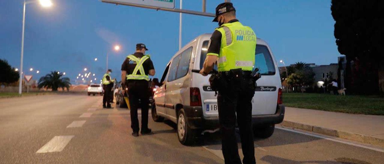 Polizei greift bei Trinkgelagen im Gewerbegebiet durch