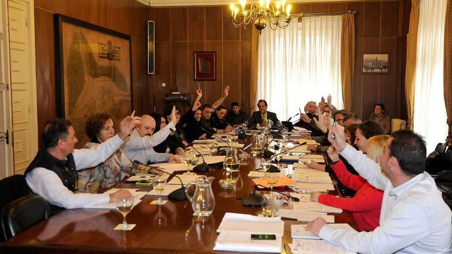 Somos pide al Pleno de Mieres que se fiscalice el gasto de los grupos políticos
