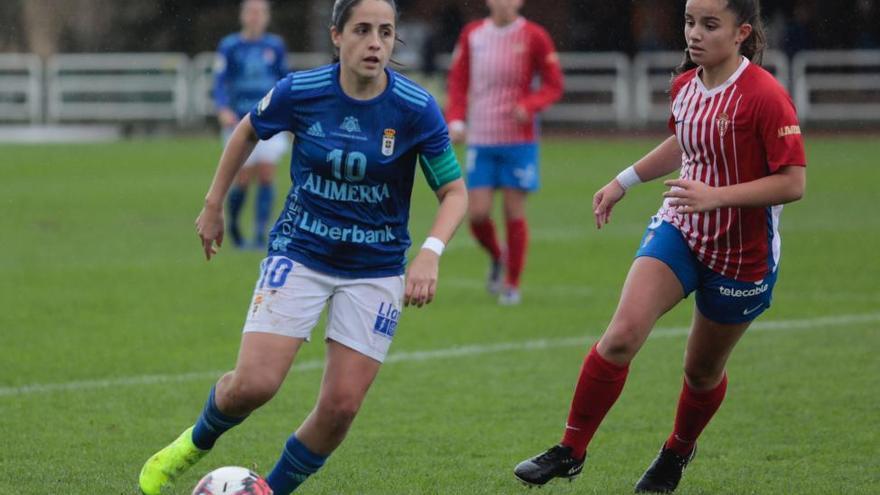 Derbi asturiano: El derbi femenino en imágenes, Oviedo 0 Sporting 1