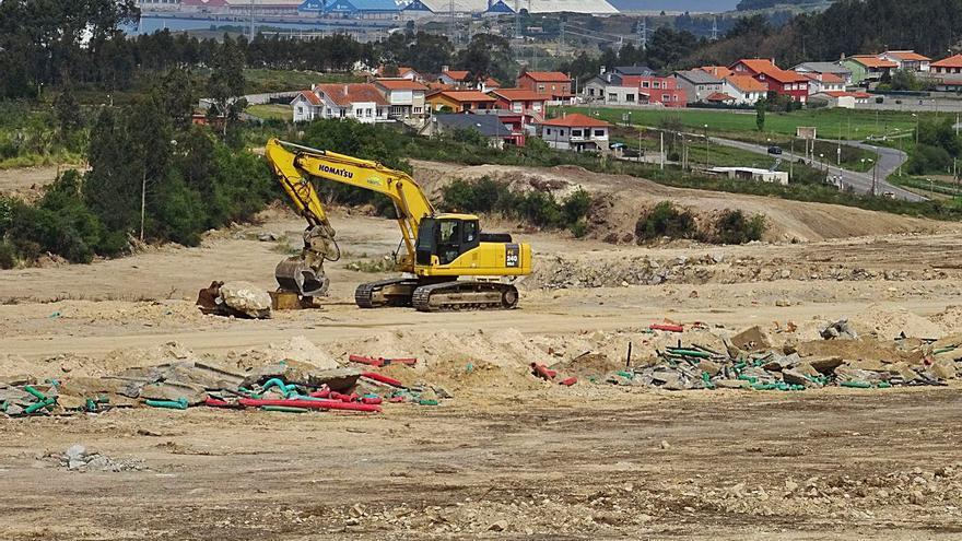 El 'boom' industrial del eje A Coruña-Carballo