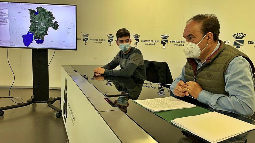 La Xunta prepara un informe desfavorable al eólico de Monte dos Porcallos y Val do Folgoso