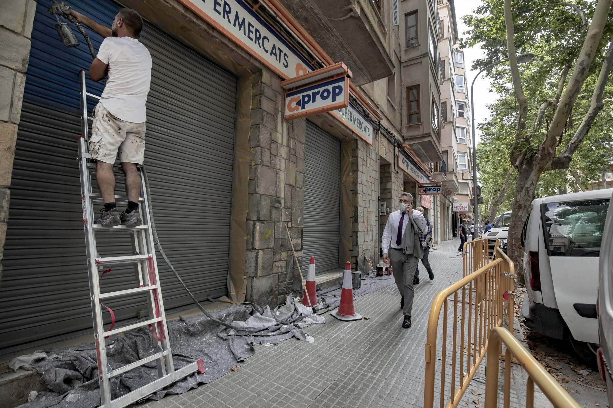 Alarma en Pere Garau por la aparición en portales inmobiliarios de anuncios especulativos