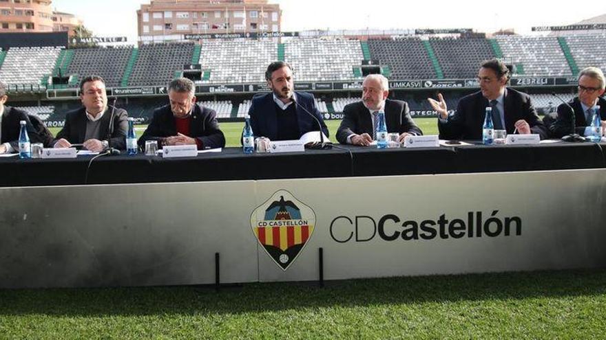 CD Castellón: Vicente Montesinos y la fábula del rey desnudo