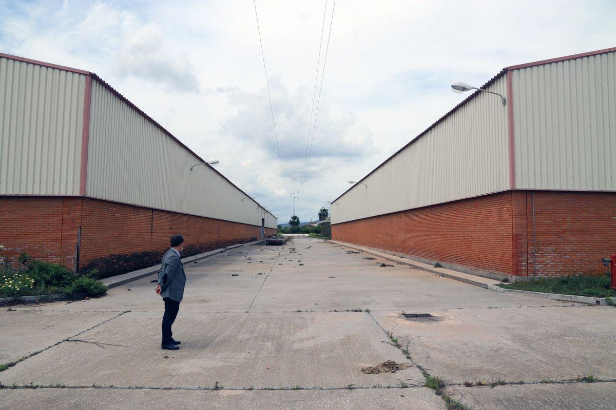Visita a la antigua fábrica Bacardi de Málaga, comprada por Aquila Capital