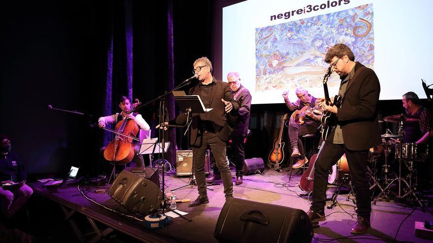 Homenaje Tom Waits y Nick Cave, en lo nuevo de Negrei3colors