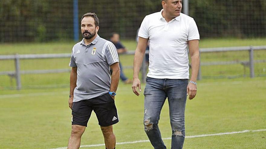 El Vetusta busca un central tras anunciar la llegada de Jordi Avilés