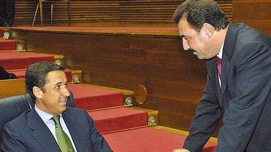 El último capítulo de la trama de Zaplana implica a un promotor detenido en Ibiza que pagó yates y vuelos
