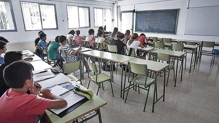 Educación quiere que el próximo curso las clases sean presenciales