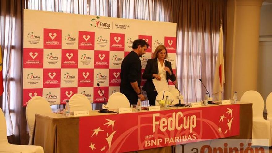 Sorribes y Osaka abrirán el España-Japón en La Manga Club