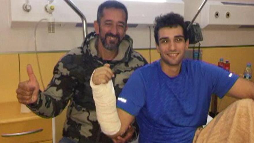 El doctor Cavadas reimplanta una mano después de 10 horas amputada del cuerpo