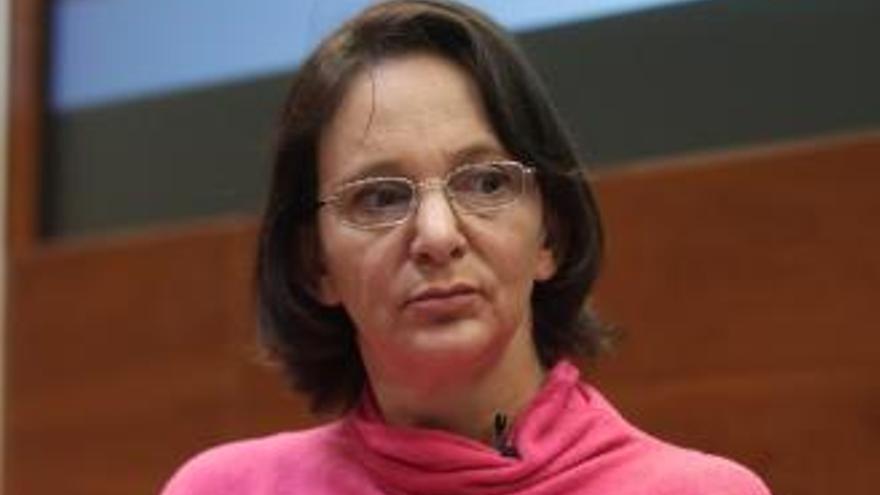 Bescansa estudia optar a liderar Podemos Galicia