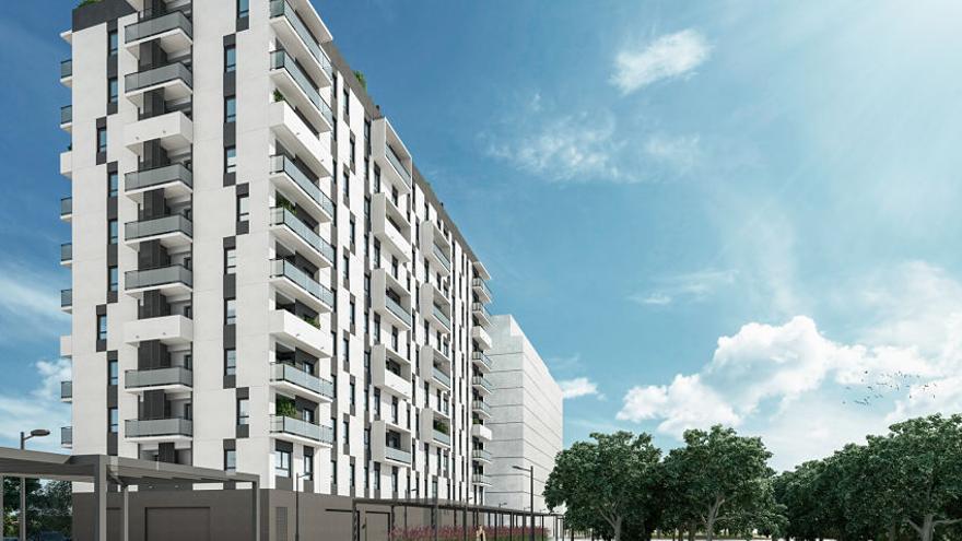 Disfruta de València en tu nuevo hogar con Habitat Las Moreras