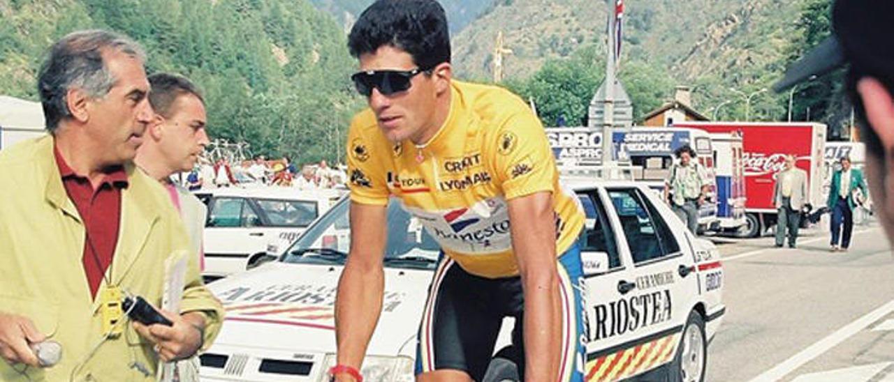 Los ganadores españoles del Tour de Francia