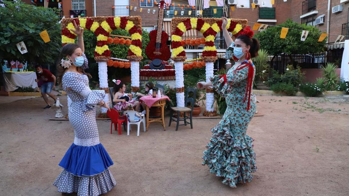 Coronavirus en Córdoba: Sana celebración de la primera suspensión de la Feria de Córdoba en 82 años